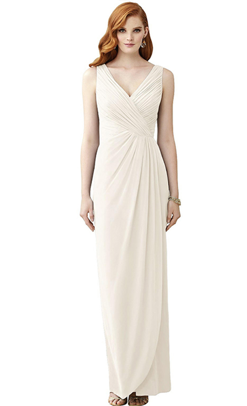 2958 Bridesmaid Dress by Dessy