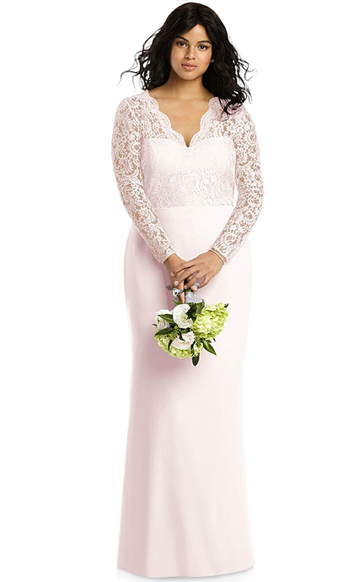 3014 Bridesmaid Dress by Dessy