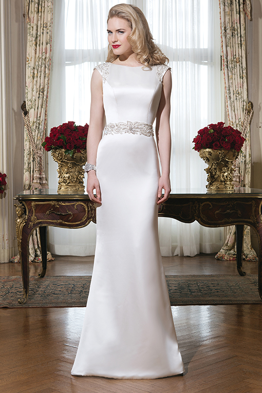 8764 Wedding Dress by Justin Alexander