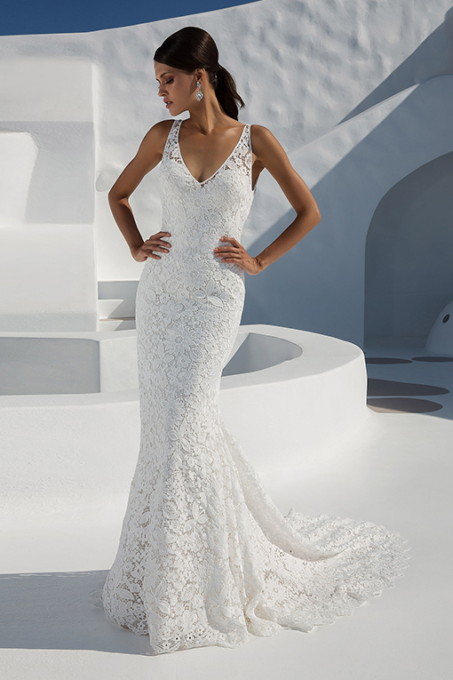88017 Wedding Dress by Justin Alexander