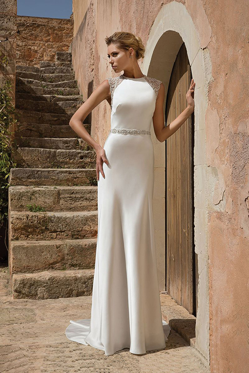 88042 Wedding Dress Justin Alexander