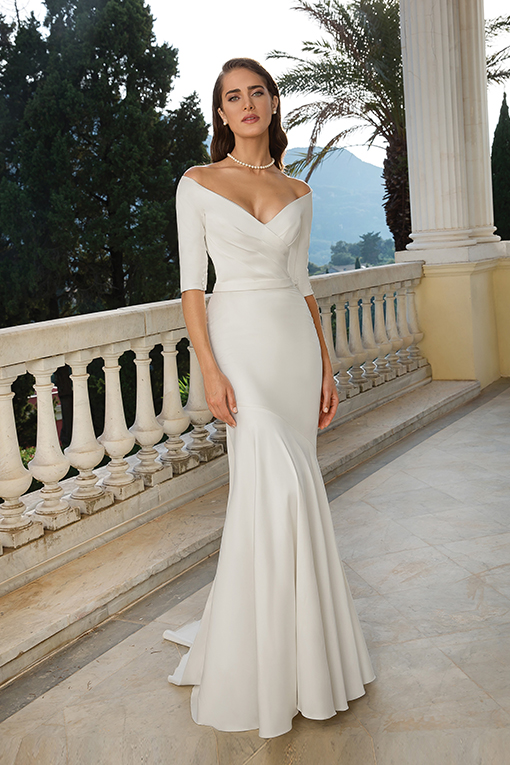 88079 Wedding Dress by Justin Alexander