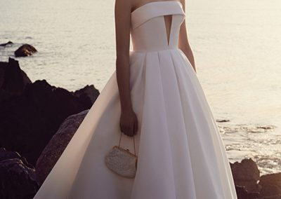 88095 Wedding Dress by Justin Alexander