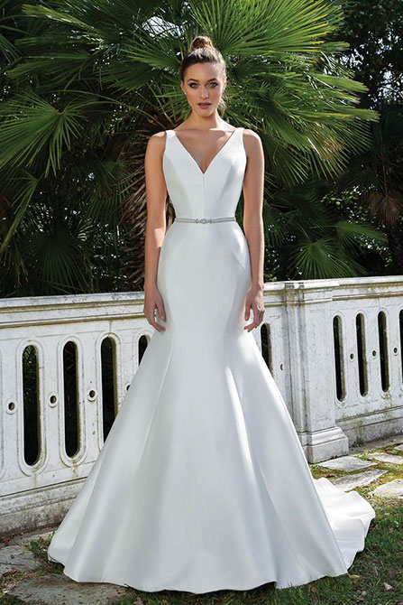 88107 Wedding Dress by Justin Alexander