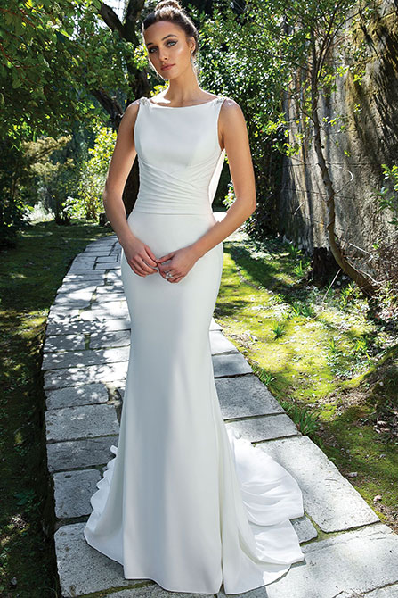 88108 Wedding Dress by Justin Alexander