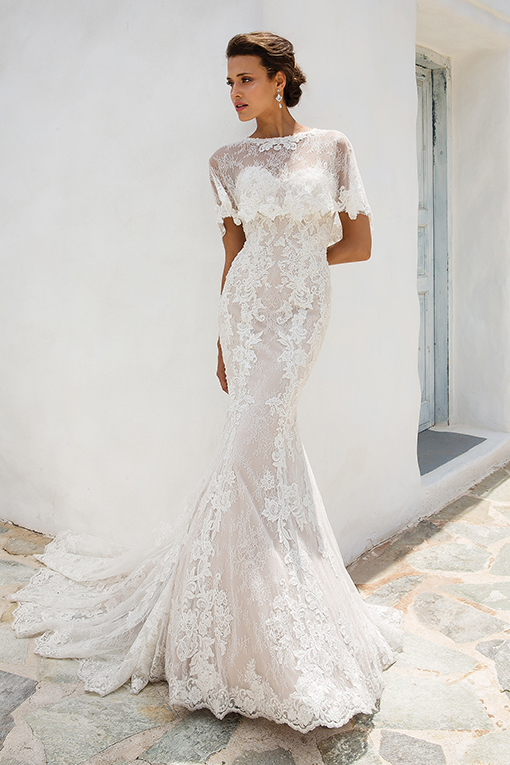 8920 Wedding Dress by Justin Alexander