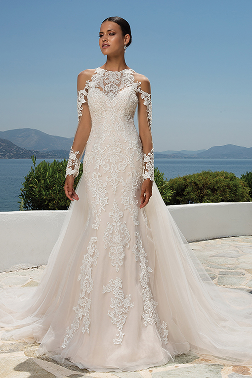 8964 Wedding Dress by Justin Alexander
