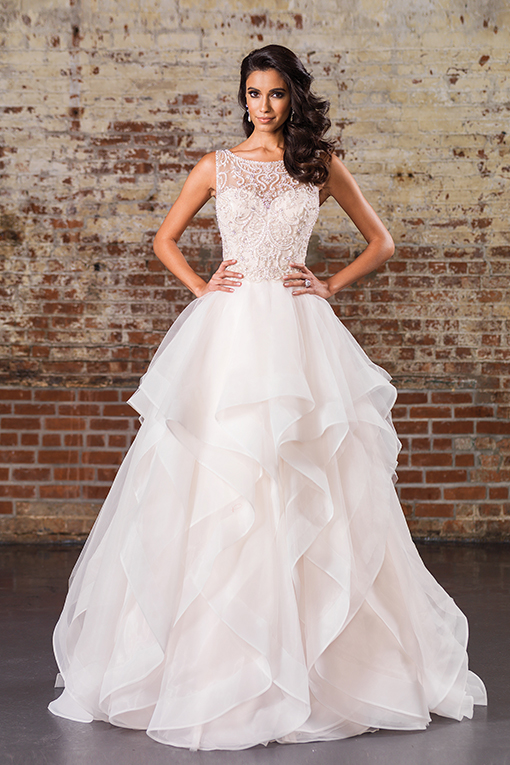 9847 Signature Wedding Dress by Justin Alexander