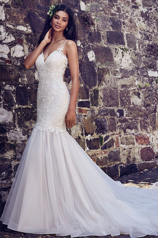 Adaleine Wedding Dress by Maggie Sottero