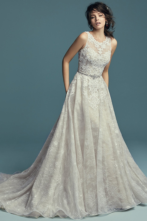 Annabella Wedding Dress by Maggie Sottero