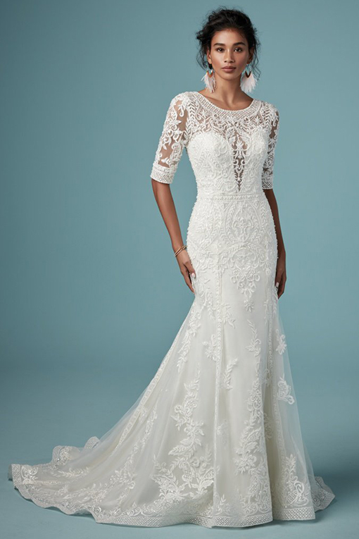 Blake Wedding Dress by Maggie Sottero