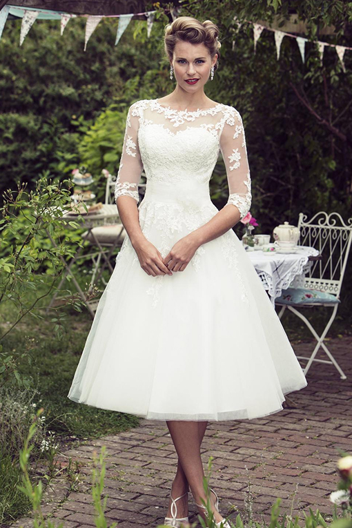 Bonnie Wedding Dress by Brighton Belle