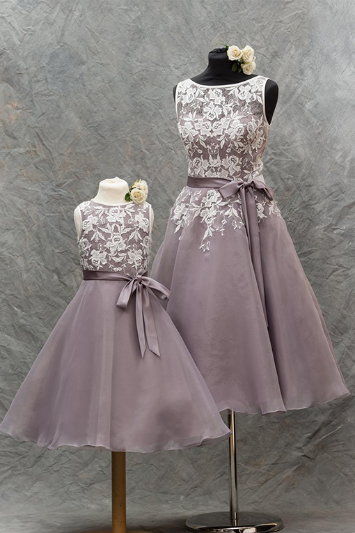 C570 Bridesmaid Dress by True Bride