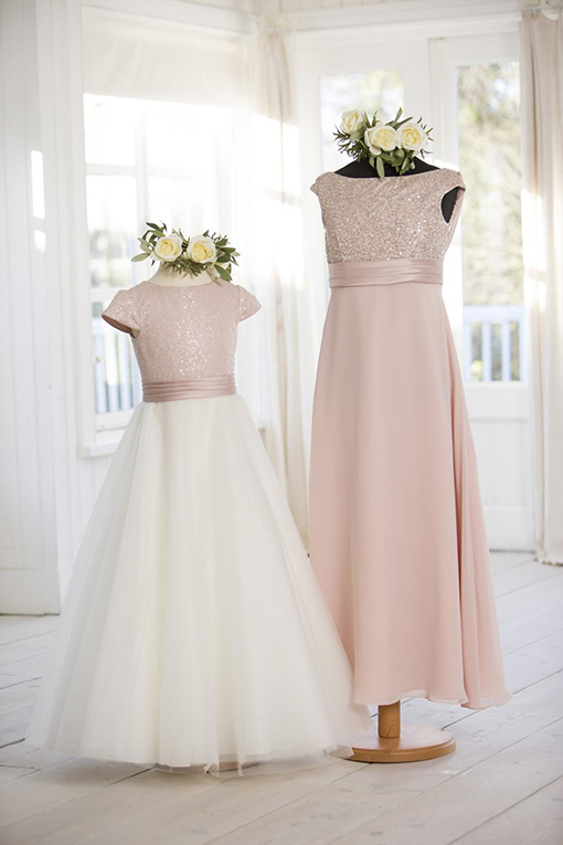 C694 & T694 Bridesmaid Dresses by True Bride