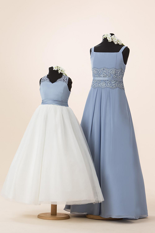 C932 & C931 Bridesmaid Dresses by True Bride