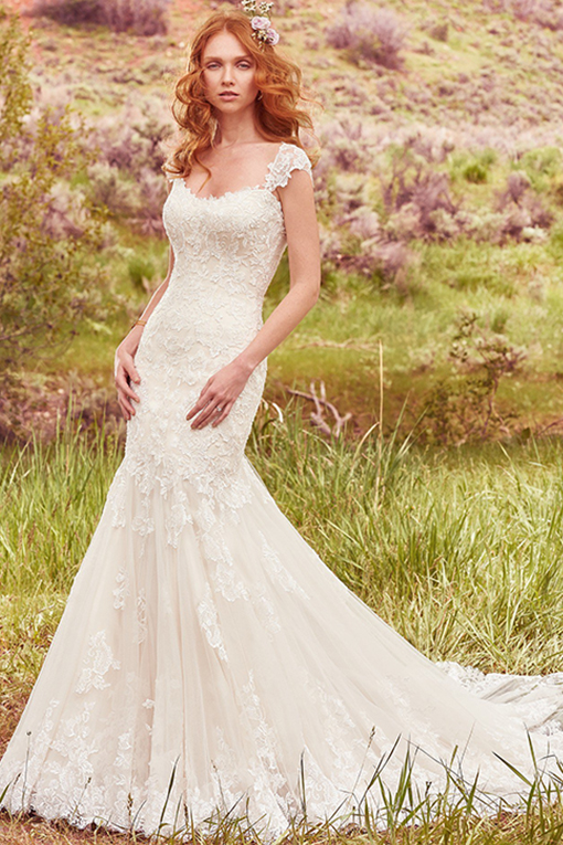 Callie Wedding Dress by Maggie Sottero