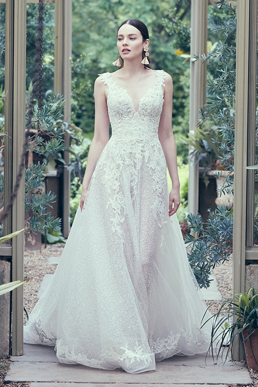Carmella Wedding Dress by Maggie Sottero