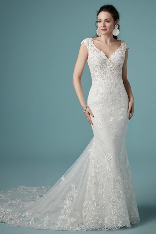 Celeste Wedding Dress by Maggie Sottero