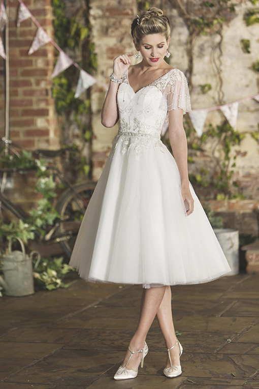 Chloe Wedding Dress by Brighton Belle