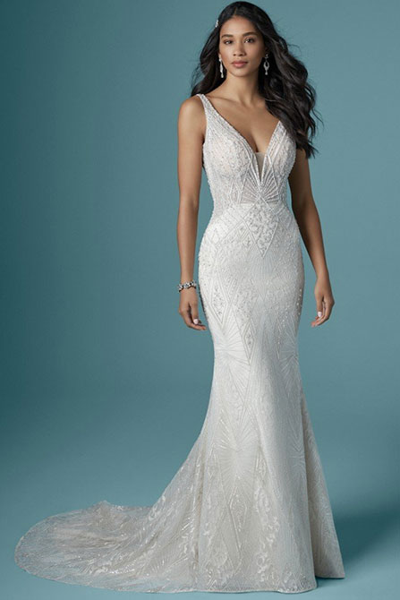 Elaine Wedding Dress by Maggie Sottero