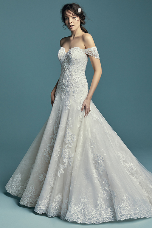 Gail Wedding Dress by Maggie Sottero