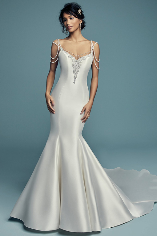 Gentry Wedding Dress by Maggie Sottero