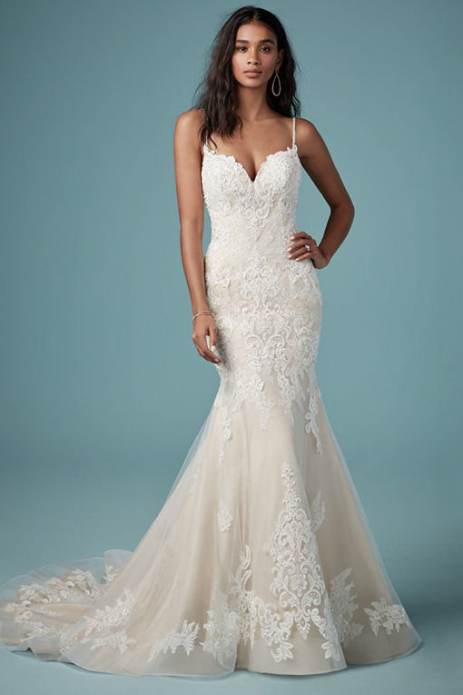 Glorietta Wedding Dress by Maggie Sottero