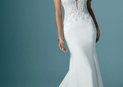 Juanita Louise by Maggie Sottero Wedding Dress