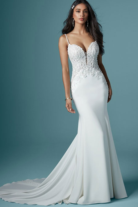 Juanita Louise Wedding Dress by Maggie Sottero