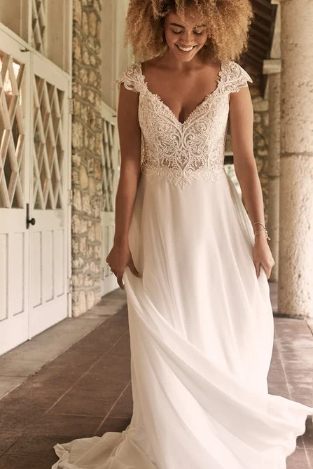 June Wedding Dress by Maggie Sottero