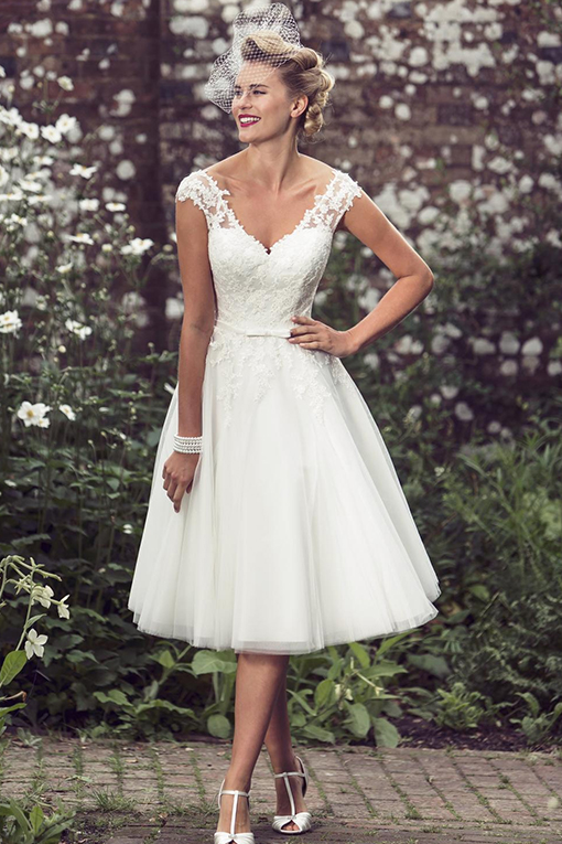 Lottie Wedding Dress by Brighton Belle