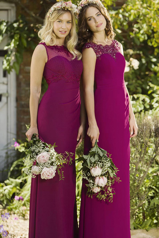 M520 Bridesmaid Dress by True Bride