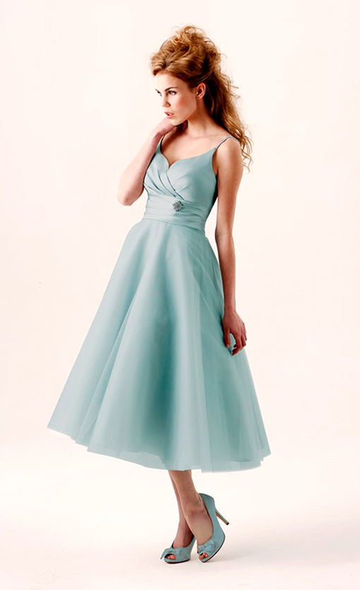 M532 Bridesmaid Dress by True Bride