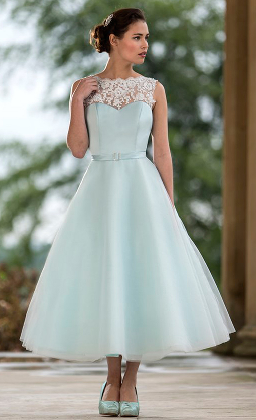 M566 Bridesmaid Dress by True Bride