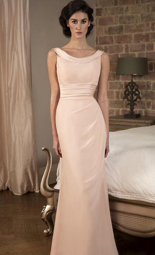 M582 Bridesmaid Dress by True Bride