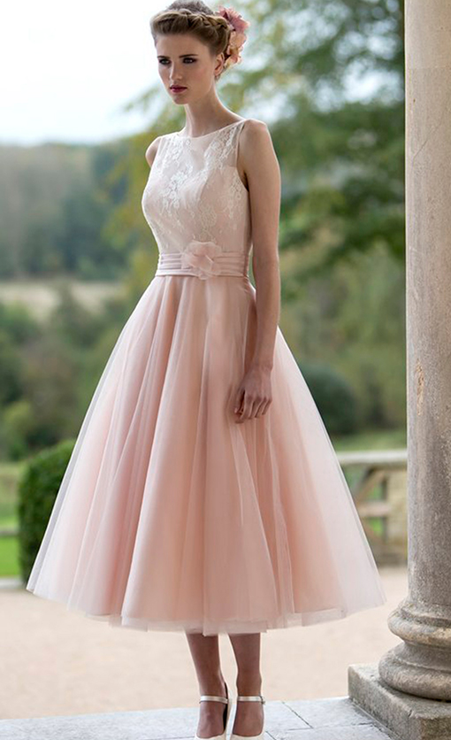 M625 Bridesmaid Dress by True Bride