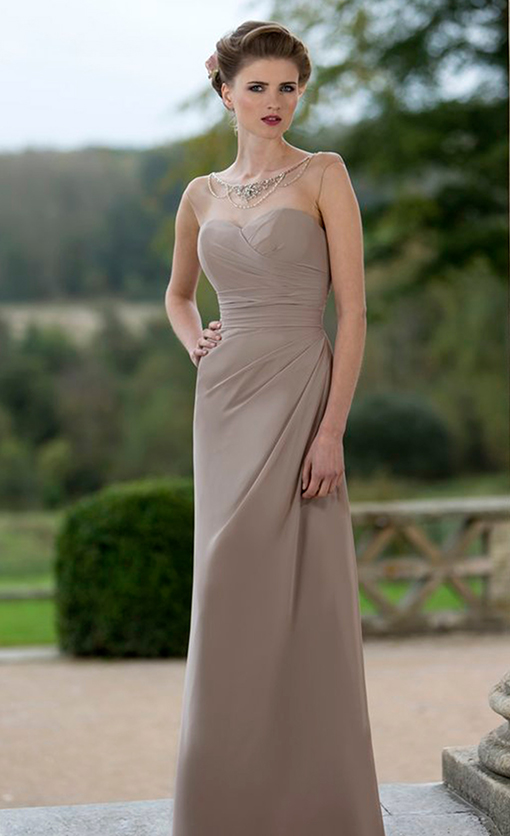 M627 Bridesmaid Dress by True Bride