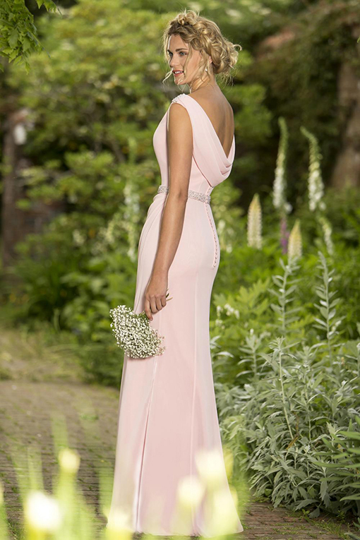 M640 Bridesmaid Dress by True Bride