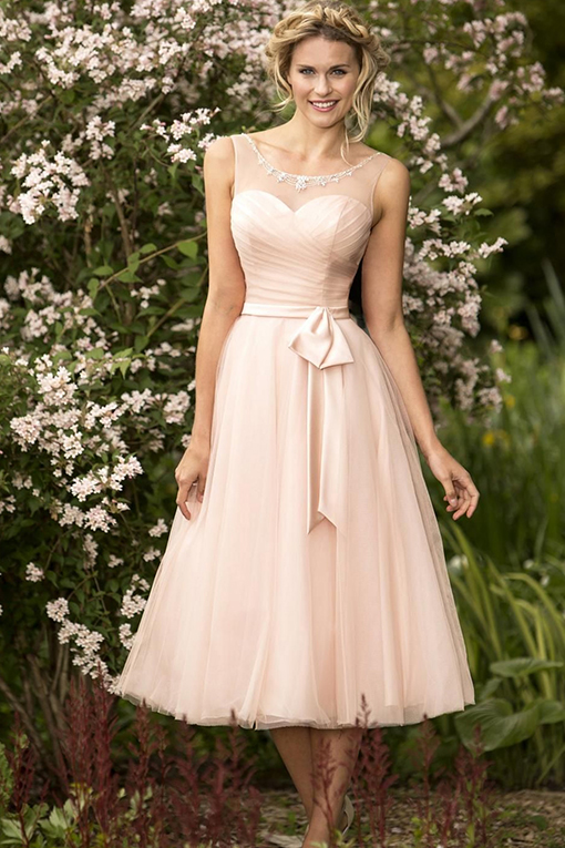 M643 Bridesmaid Dress by True Bride