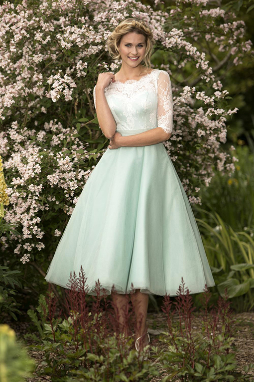 M648 Bridesmaid Dress by True Bride
