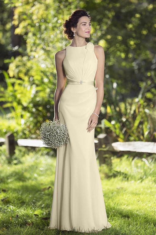 M664 Bridesmaid Dress by True Bride