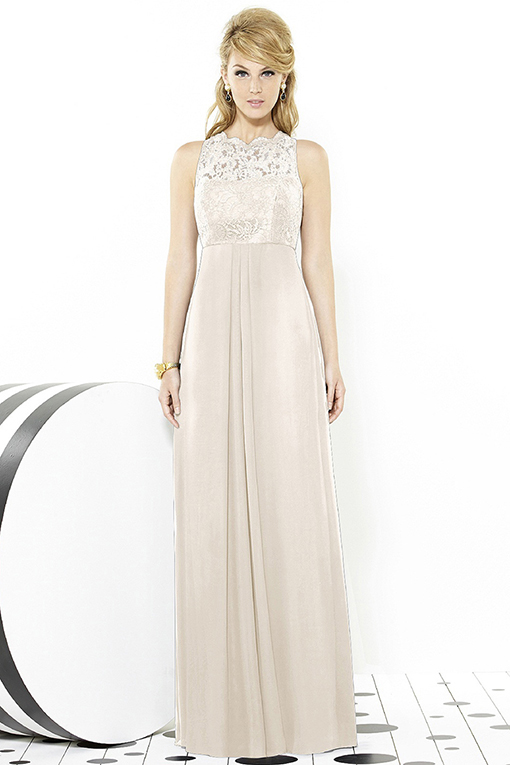 M672 Bridesmaid Dress by True Bride