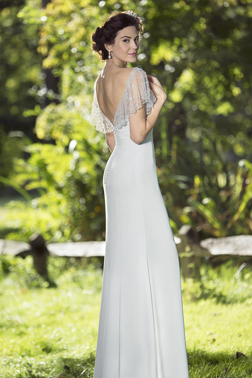 M678 Bridesmaid Dress by True Bride