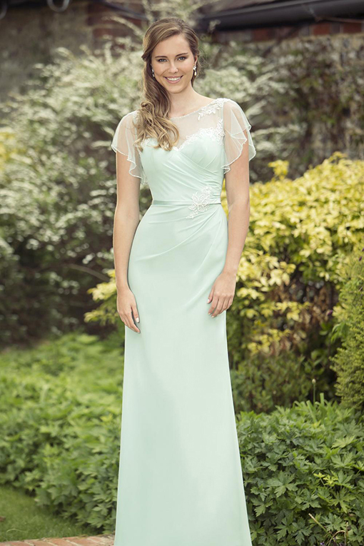 M685 Bridesmaid Dress by True Bride