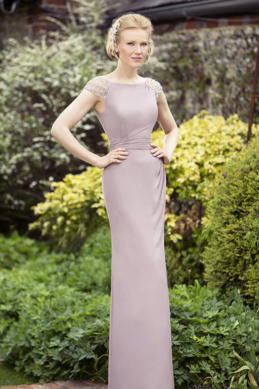 M686 Bridesmaid Dress by True Bride