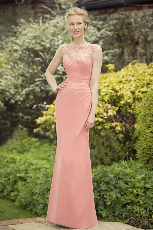 M693 Bridesmaid Dress by True Bride