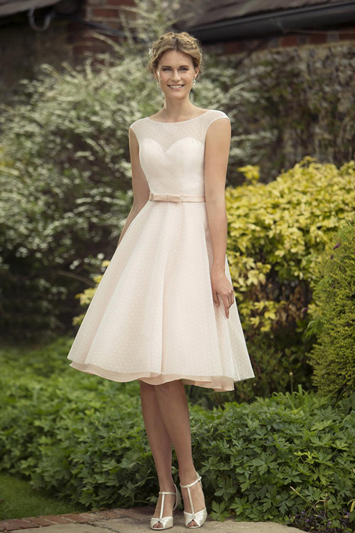 M698 Bridesmaid Dress by True Bride