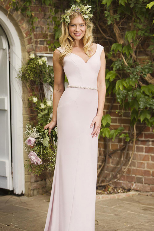 M718 Bridesmaid Dress by True Bride