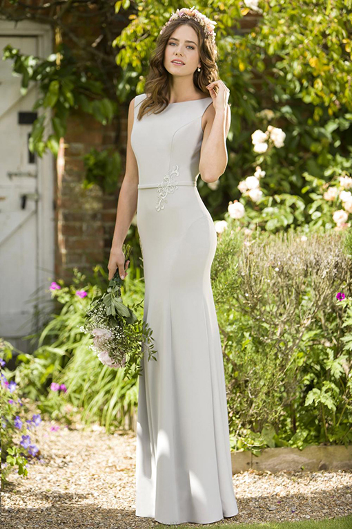 M719 Bridesmaid Dress by True Bride