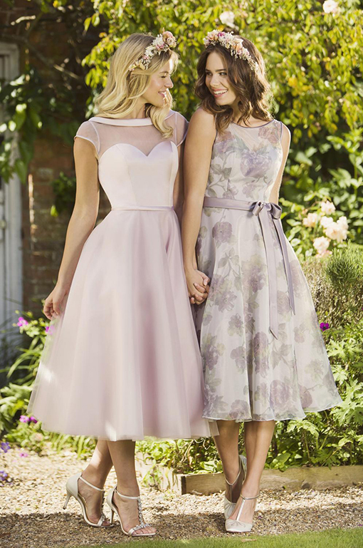 M721 Bridesmaid Dress by True Bride